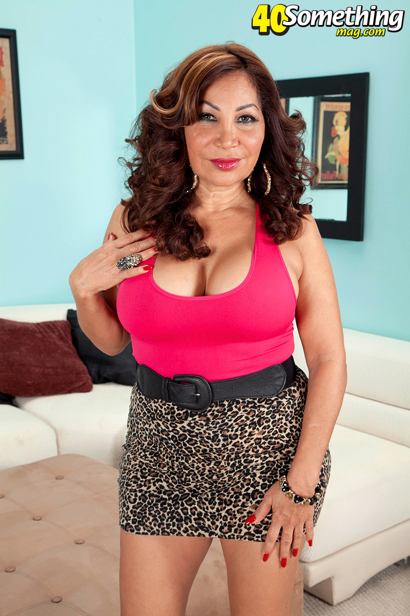 a big titted big assed year old latina mom