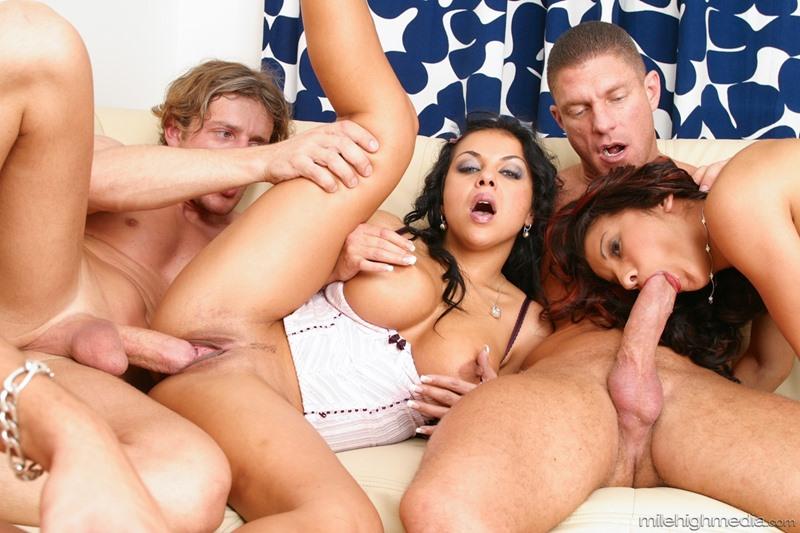 Busty brown girl hispanic