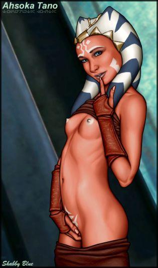 Ahsoka tano nude