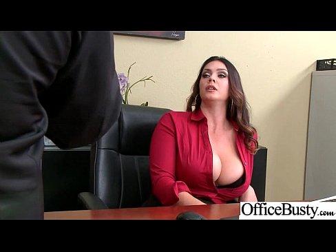 alison tyler sexy big tits office girl love hard sex clip