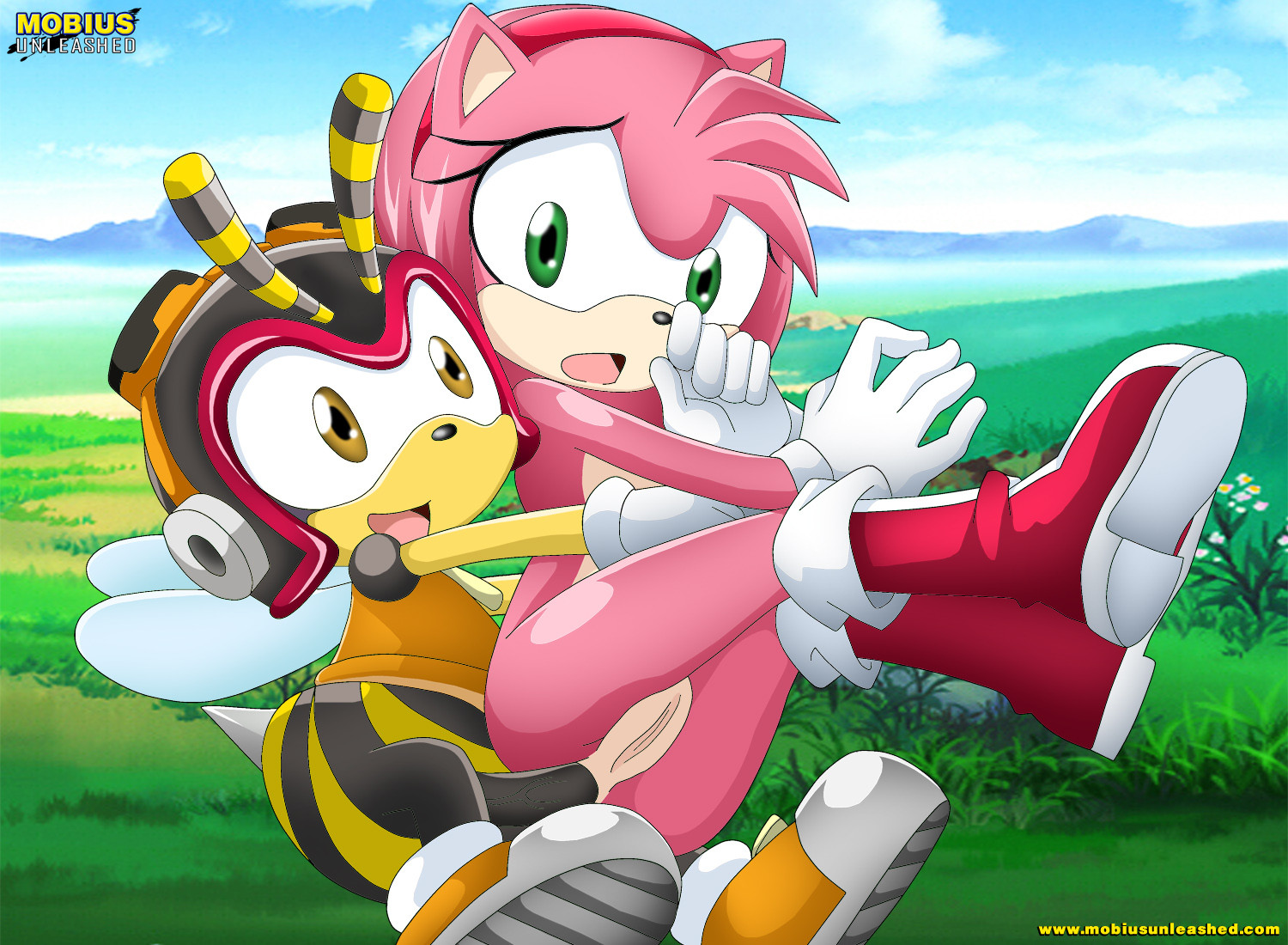 Amy Rose Sex sonic xxx 4 - megapornx
