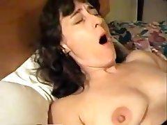 Amateur Milf Vibrator Orgasmus