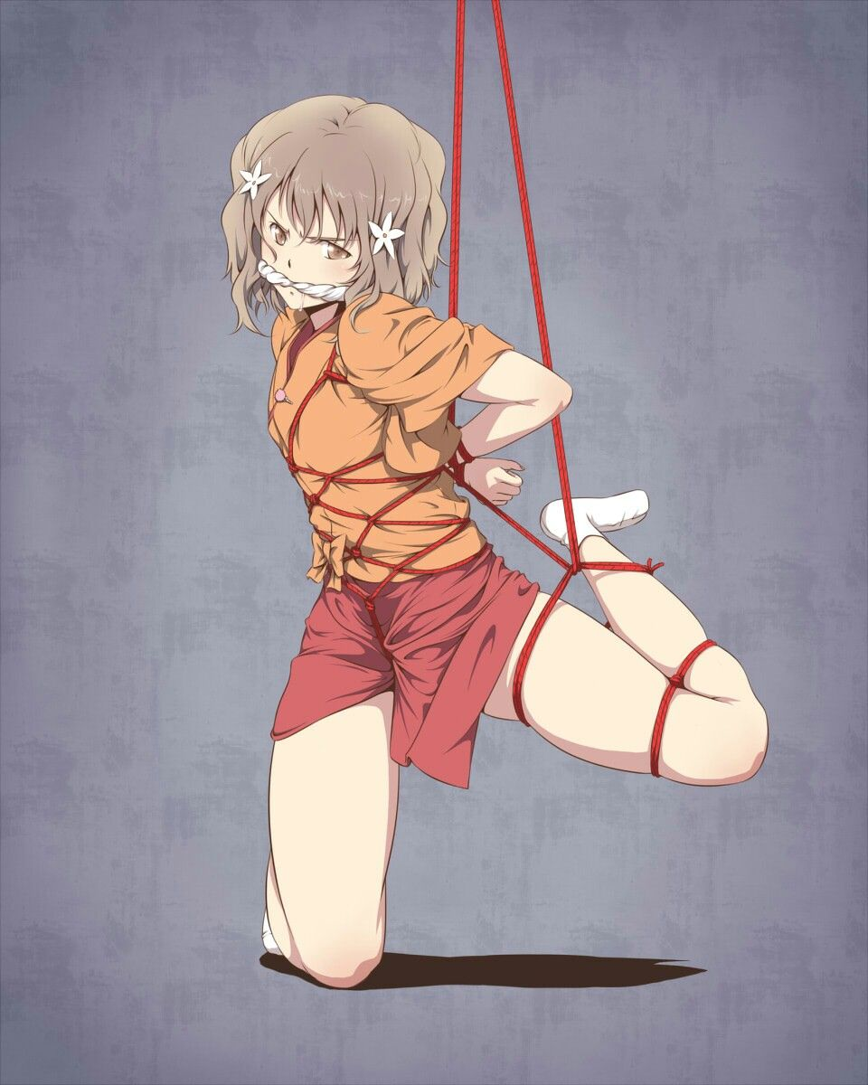 anime bondage pinterest anime