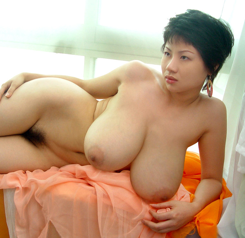 Asian Big Tits Webcam Dildo
