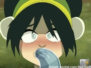 avatar hentai water tentacles for toph 18