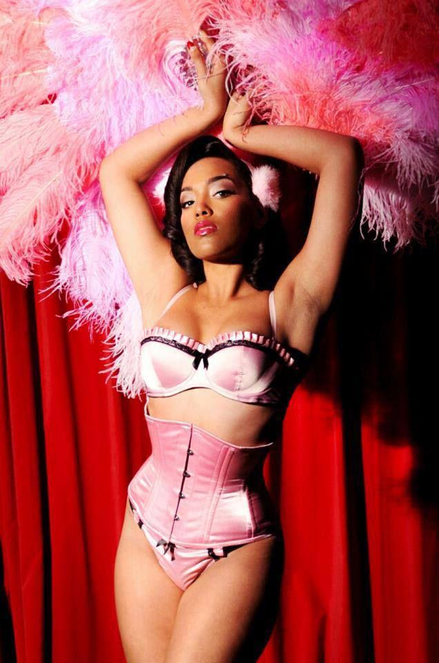 best black pinup models images on pinterest black women 3