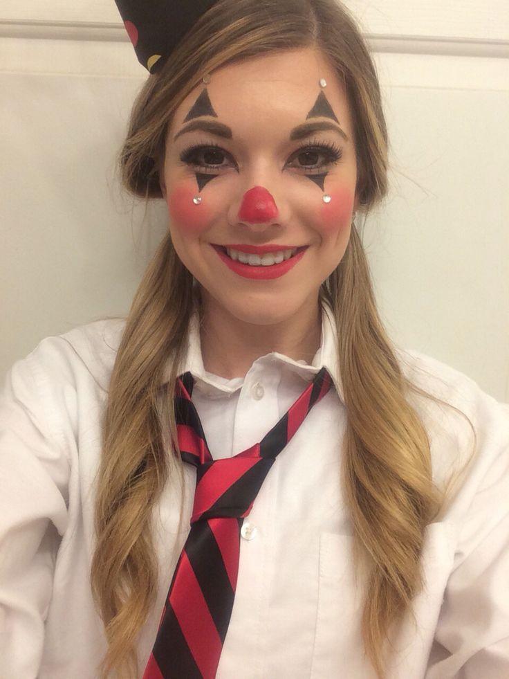 best cute clown makeup ideas on pinterest cute clown