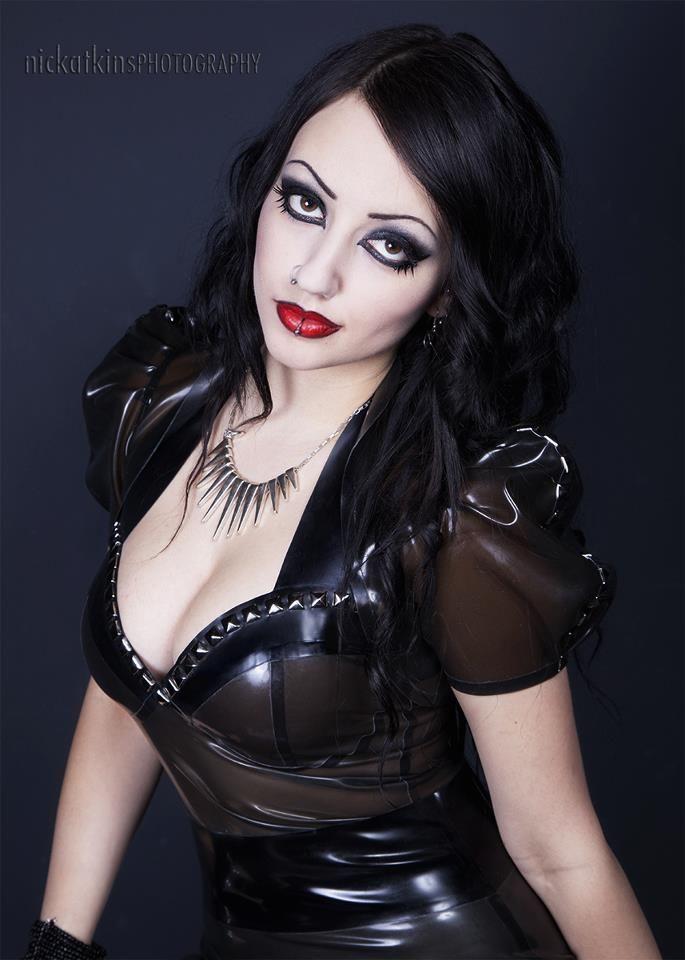 best dani images on pinterest goth beauty dark beauty