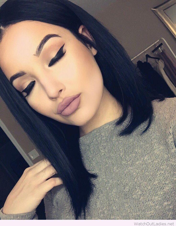 best dark hair makeup ideas on pinterest makeup for wedding