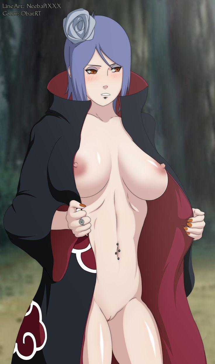 Naruto Mädchen Sexy nackte Nackte Mädchen