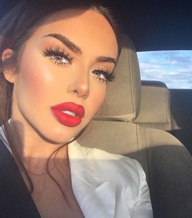 best red lip makeup ideas on pinterest red lipstick makeup 1