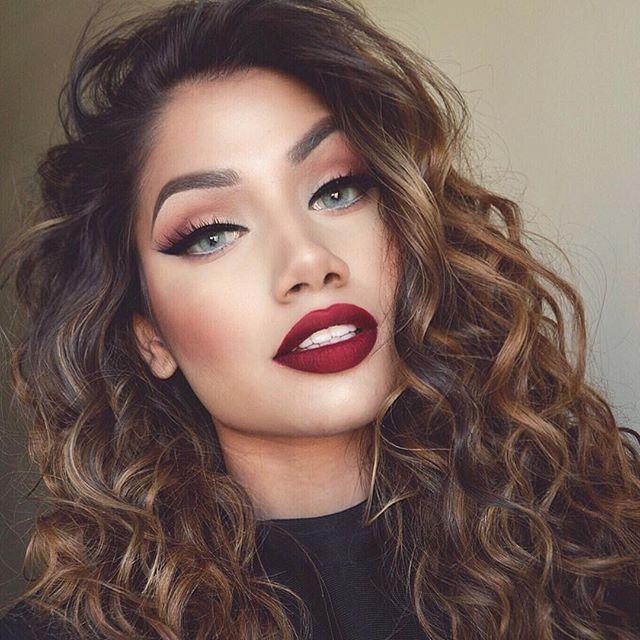 best red lip makeup ideas on pinterest red lipstick makeup 5