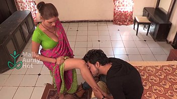 bgrade maid seduces with awesome cleavage 5