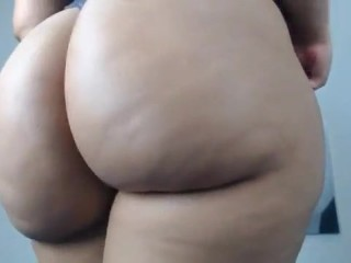 big ass latina riding dildo 1
