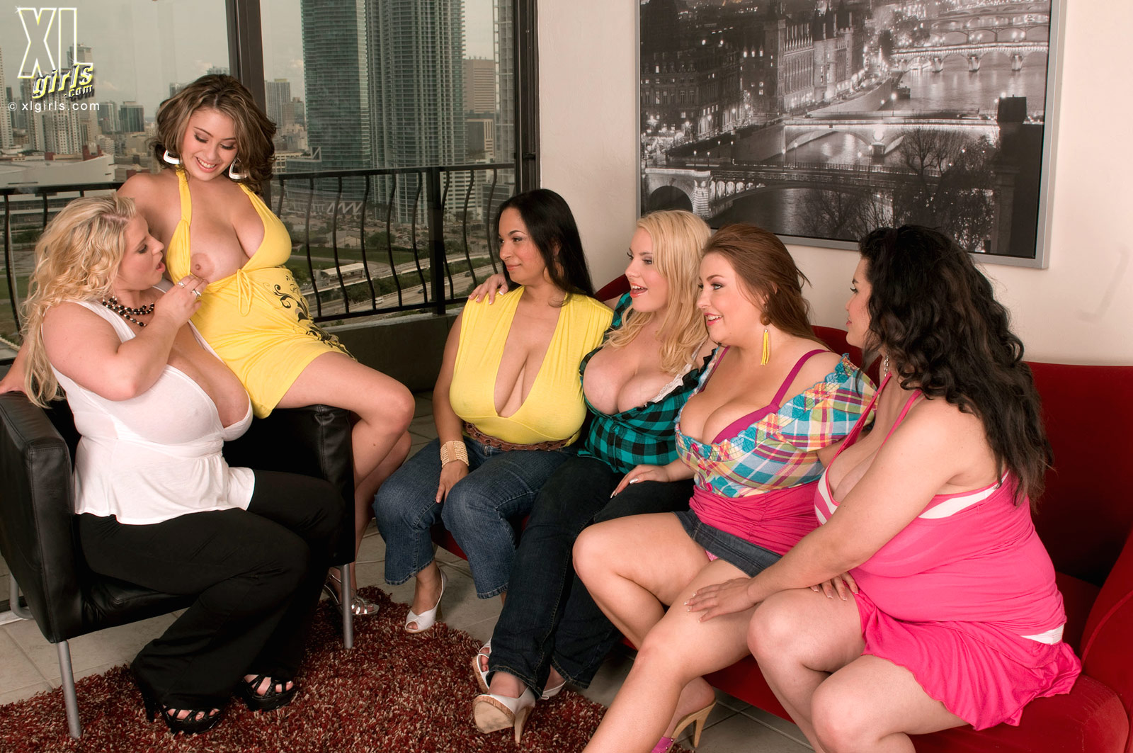 Group of women with big tits getting fucked Fucking Big Breasts Group Sex Pictures Pass
