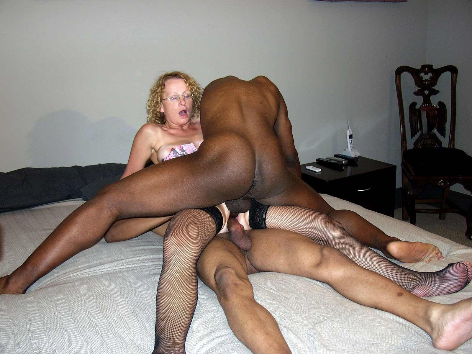Of hot fuck hd white women amateur interacial think, that you
