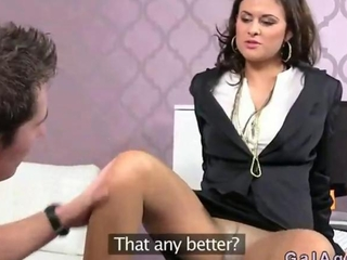billie star agent audition do sex video audition action with inexperienced