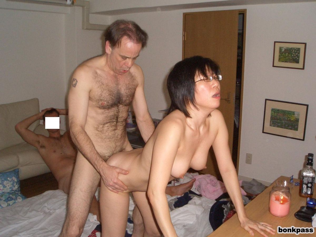 Mature Asian Nudes Couples