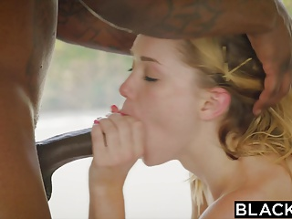 Huge cock makes her tmb