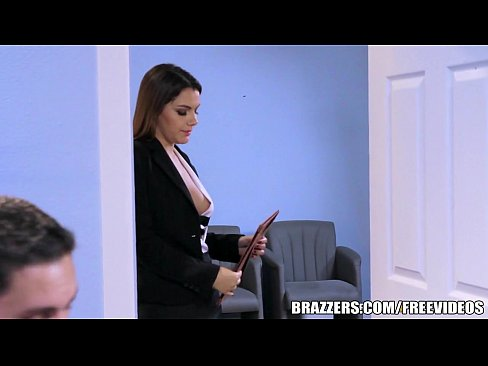 brazzers office stocking threesome 5