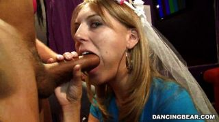 Cheats bachelorette wife party at Wedding night