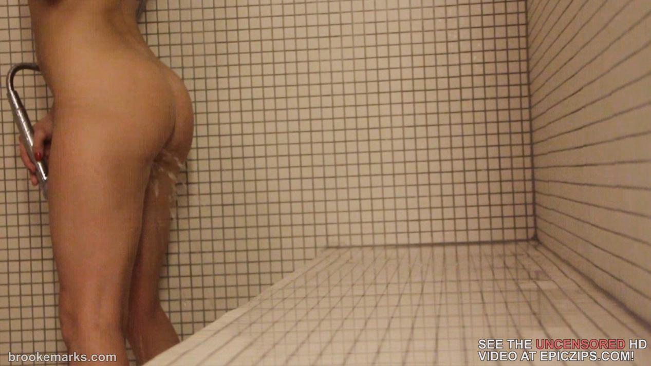 brooke marks nude shower hot nude