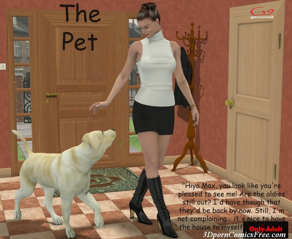 3d Dog Sex Woman Tube