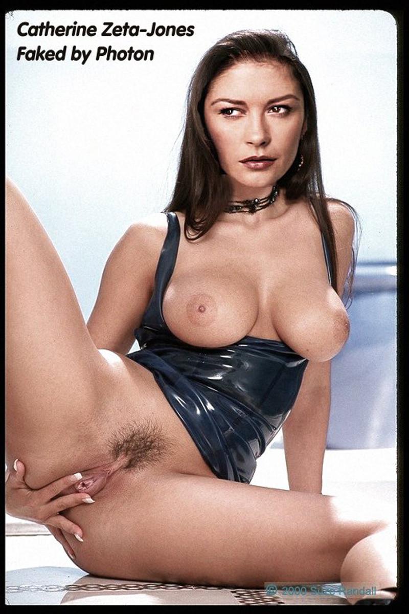 Catherine Blythe  nackt