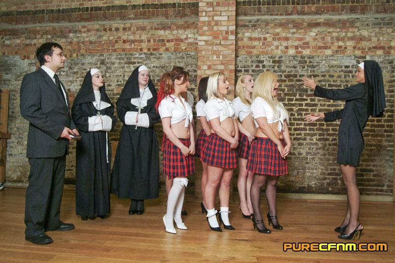 amateur porn catholic school girl fuck