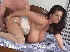 chubby girl with huge tits big tits boobs brunette fucking