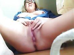 Chubby Milf Masturbate Squirt 'bbw masturbation squirting'