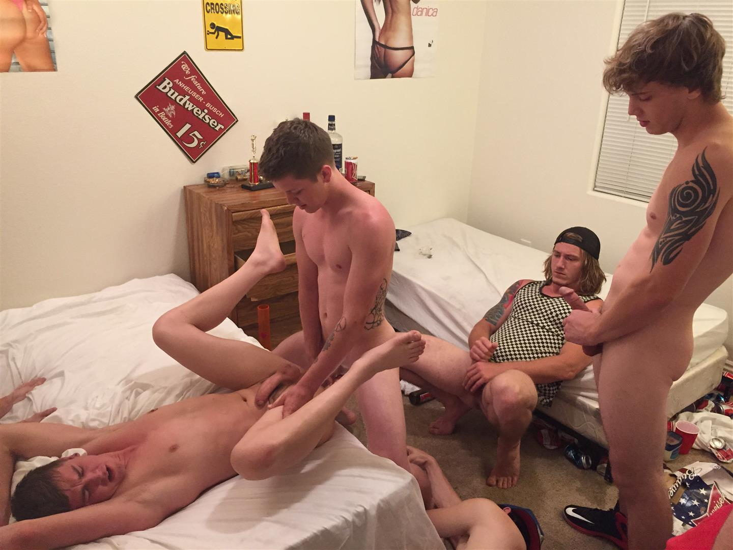 Amateur College Coed Anal