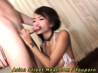 Asian Street Meat Extreme Abuse
