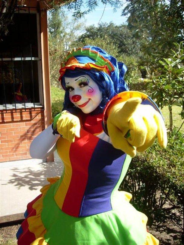 cute clown faces how create cute clown faces ehowcom pic