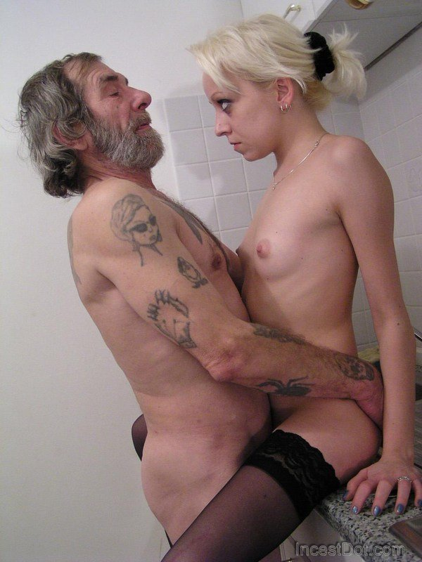 Dad and daughter fuck