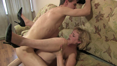 Amateur Teen Threesome Russian