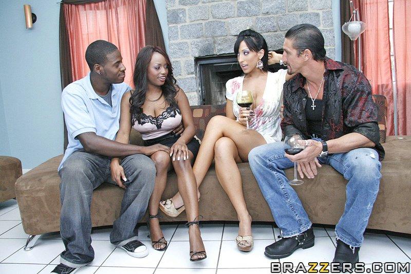 Ebony Milf Cheats Husband