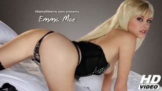 emma mae a gorgeous blonde masturbation
