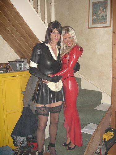 Lesbian Mistress 2 Slaves
