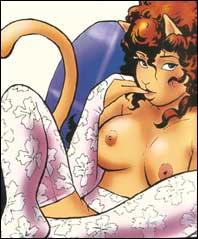 erotic comics omaha the cat dancer