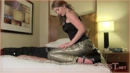 facesitting jeans mistress mean sister facesitting