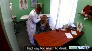 fake hospital gorgeous blonde sales rep porn