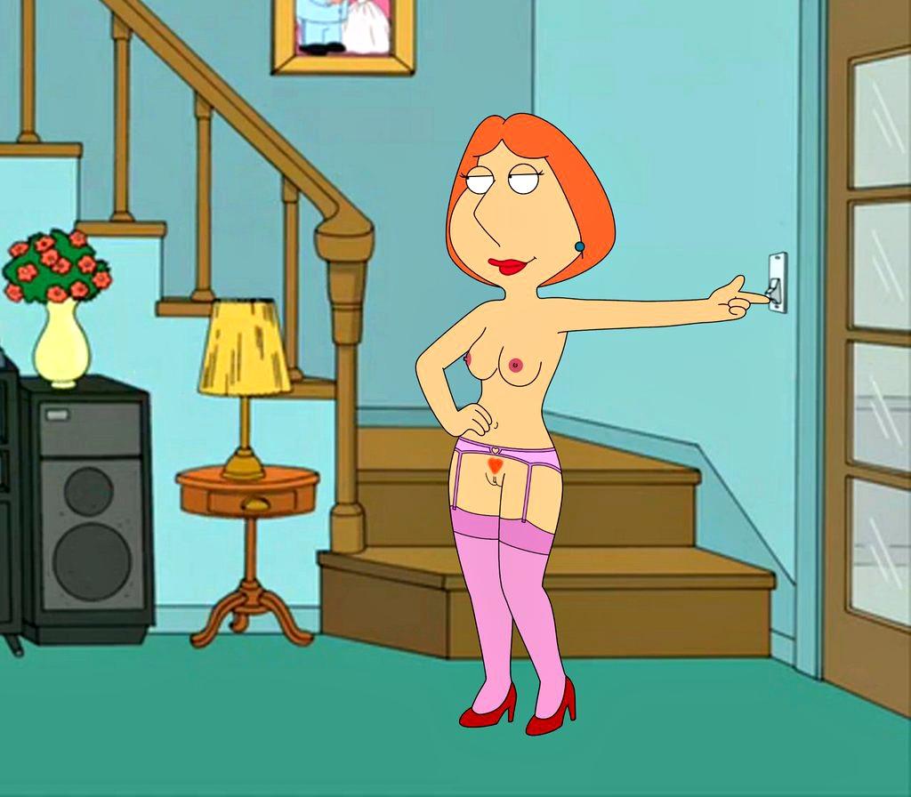 Guy nackt famaly Family Guy
