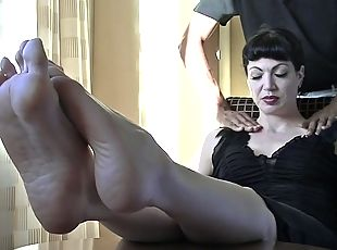 feet misstress milf feet worship 3