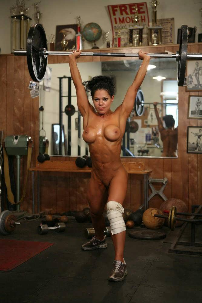 female muscle porn - MegaPornX