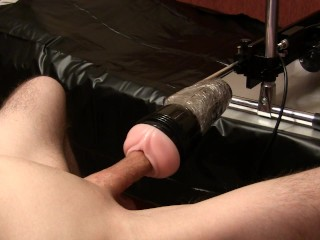 fleshlight pussy rides on dick homemade solo 1