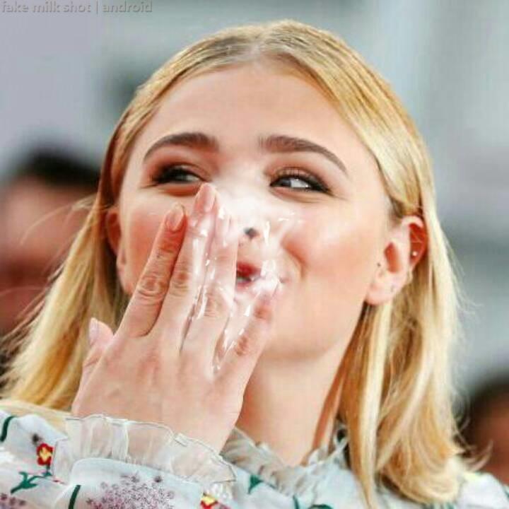 Fakes celebrity facial See Fake