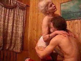 Boy tube granny Granny Boy