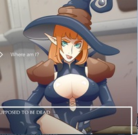 Robin witch hentai porn hunter can look