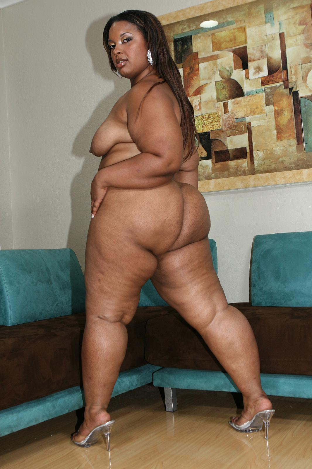 Big Dick Ebony Threesome